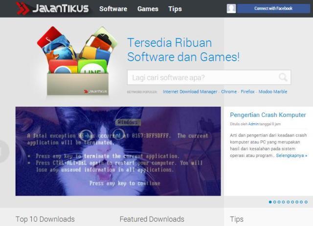 Jalantikus.com Download Game PC dan Android Gratis Terbaru Dengan Server Lokal 2